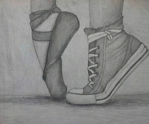 ballet, converse, and me image