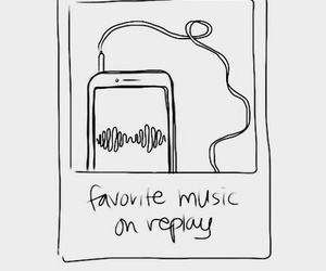 music, replay, and arctic monkeys image