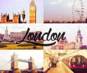 city, london, and england image