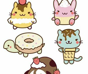 kawaii, animals, and sweet image