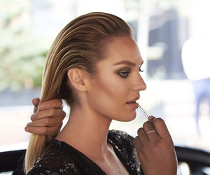 model, hair, and candice swanepoel image