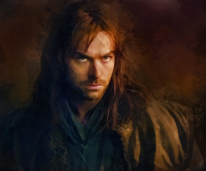 aragorn, lord of the rings, and richard armitage image