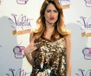 beautiful and violetta image
