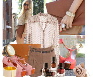 fashion, Polyvore, and romantic image
