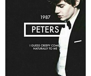 black and white, evanpeters, and american horror story image