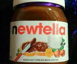 newt, nutella, and mazerunner image