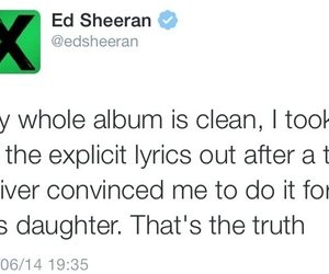 ed sheeran, x, and love image