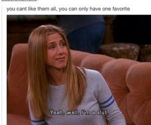 F.R.I.E.N.D.S., funny, and Jennifer Aniston image