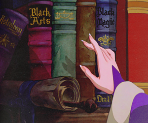 disney, books, and snow white image