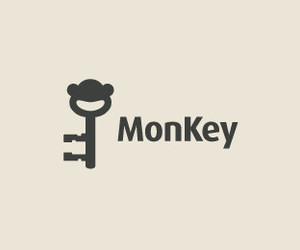 funny, monkey, and Ilustration image