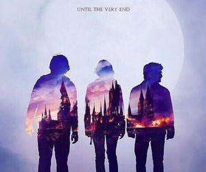 harry potter, until the very end, and potterhead image