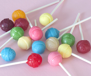 lollipop, sweet, and candy image