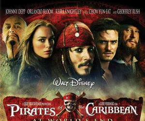pirates of the caribbean and at world's end image