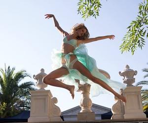 girl, model, and Behati Prinsloo image