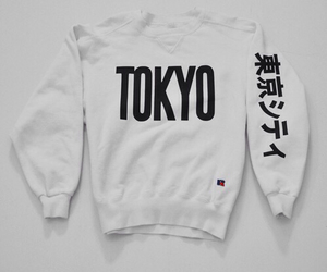 tokyo, japan, and white image