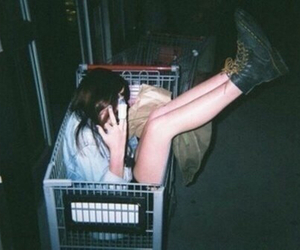 doc martens, grunge, and night image