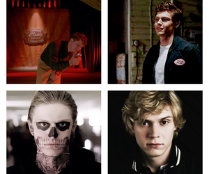 ahs, american horror story, and even peter image