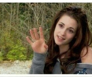 twilight, kristen, and love image