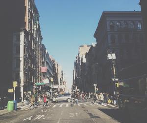 artsy, grunge, and new york image