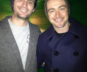 one tree hill, robert buckley, and james lafferty image