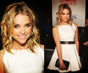 ashley benson, blonde, and fashion image