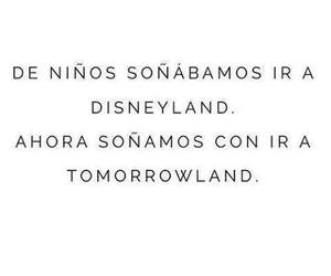 Tomorrowland and disneyland image