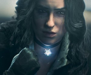 3d, choker, and witcher 3 image