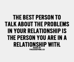 Relationship, love, and problems image