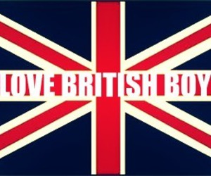 boy, british, and england image