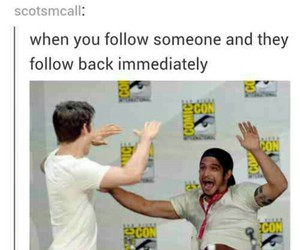 teen wolf, lol, and tyler posey image