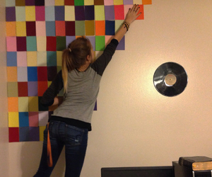 diy, room, and room decorating image