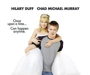 a cinderella story, Hilary Duff, and chad michael murray image