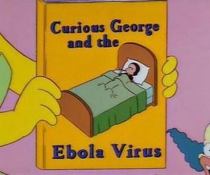 funny, lol, and ebola image
