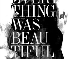beautiful, black, and overlay image