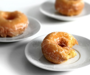 donuts, sweet, and yum image