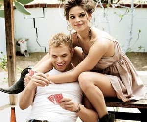 love, actor, and kellan lutz image