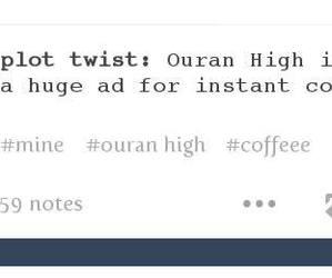 anime, coffee, and manga image