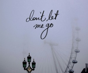 wallpaper, don't let me go, and go image