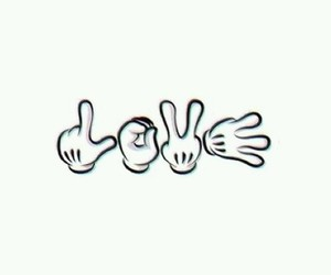 love and mickey image