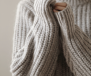 sweater and cozy image