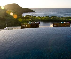 hotel, view, and st barth image