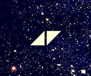 avicii, music, and stars image