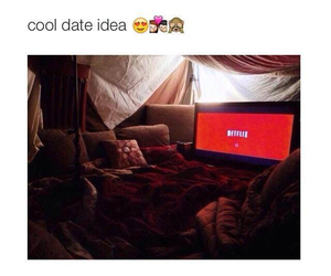netflix, love, and ideas image