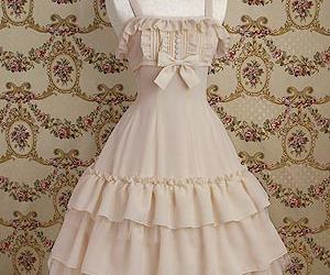 dress, lolita, and pretty image