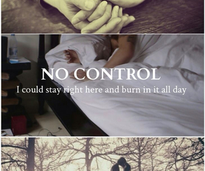 album, no control, and night changes image