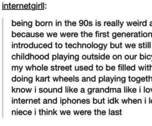quotes, true, and 90s image