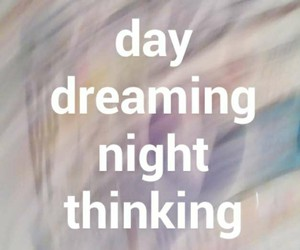 day dreaming image