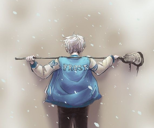 jack frost, disney, and rise of the guardians image