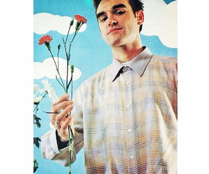 boy, flowers, and indie image