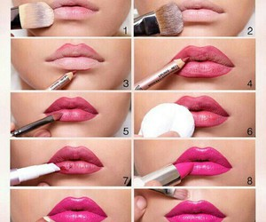 beauty, tumblr, and tutorial image